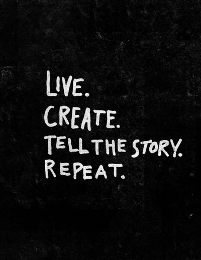 Tell the Story.