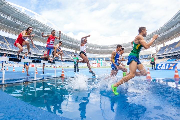 Celebration #1: OlympicsParty