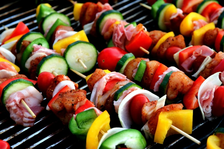 Celebration #2: The Kabob Challenge