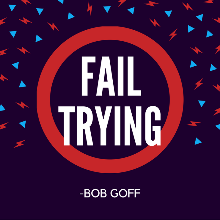 fail trying