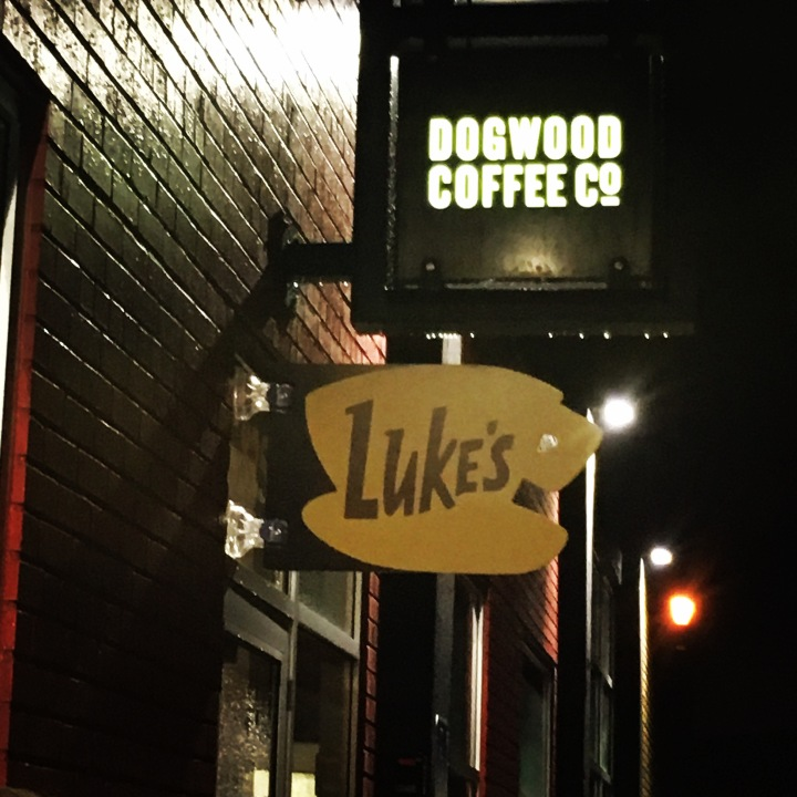 Gilmore Girls 16th Birthday: Luke's Diner Pop Up