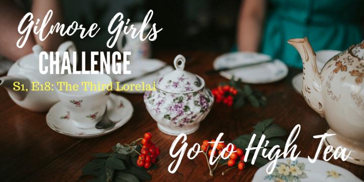 Gilmore Girls Challenge S1, E18: The ThirdLorelai