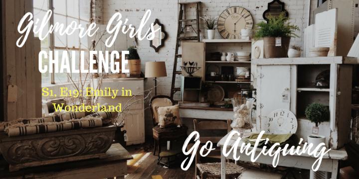 Gilmore Girls Challenge S1, E19: Emily inWonderland